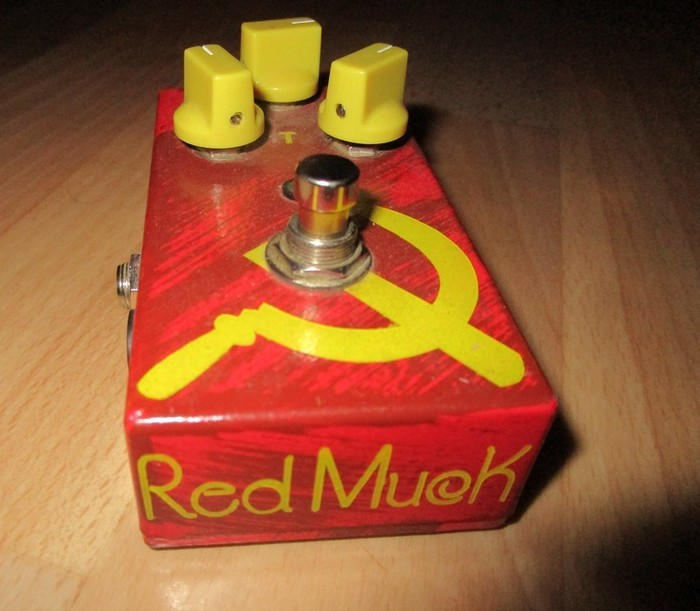 Jam Pedals Red Muck (89448)