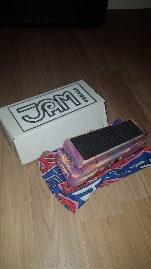 Jam Pedals Wahcko (81554)