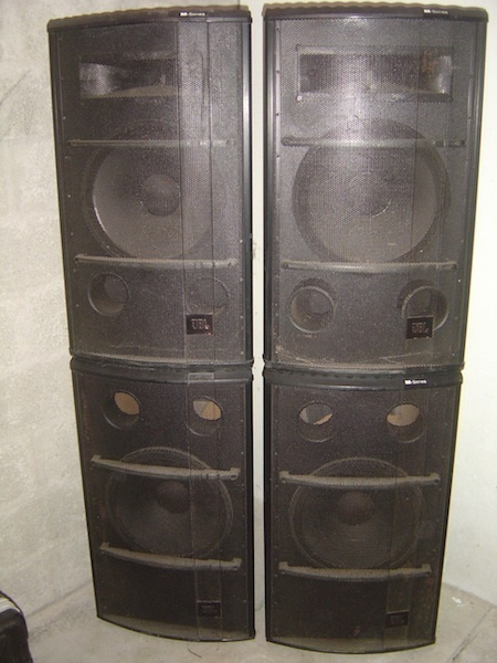 photo jbl 350 mkii jbl pro 350 mkii 55730 audiofanzine. Black Bedroom Furniture Sets. Home Design Ideas