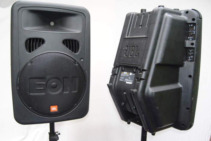 Jbl Eon G on Jbl Eon 15 G2 Speaker