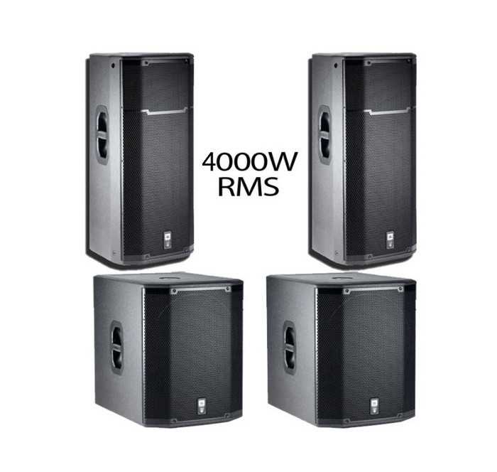 jbl pack v2 systeme prx600 4000w occasion poitou charentes audiofanzine. Black Bedroom Furniture Sets. Home Design Ideas