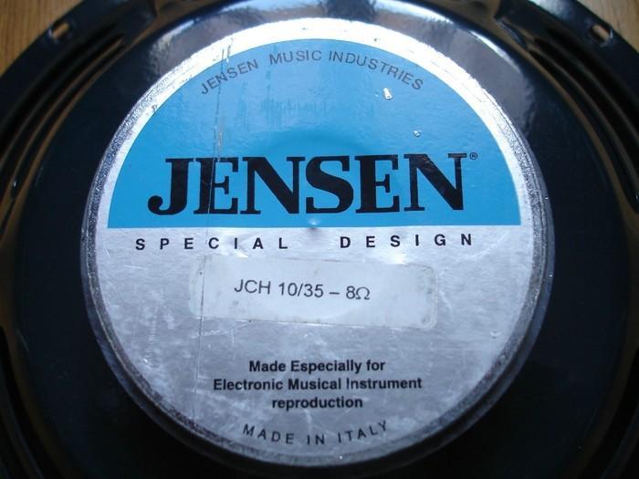 Jensen JCH 10/35