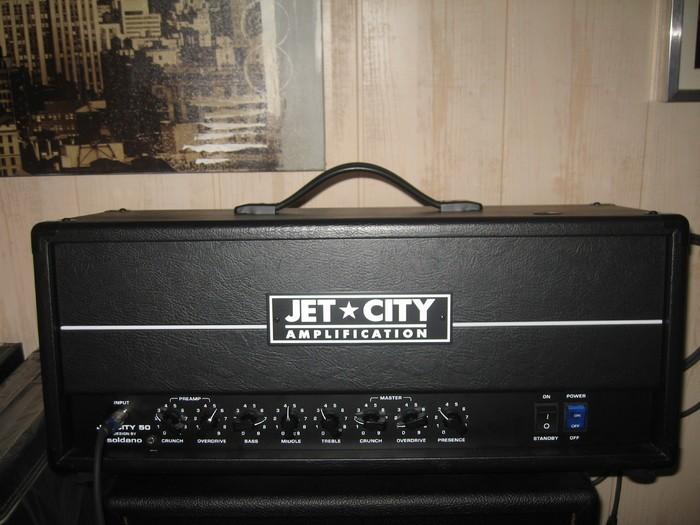 Jet City Amplification JCA50H (79154)