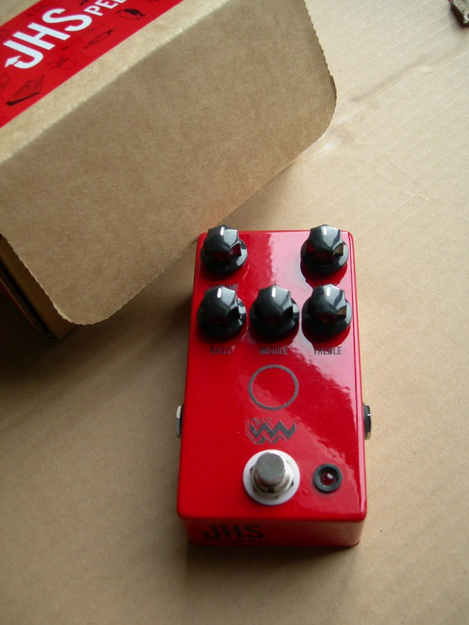 JHS Pedals Angry Charlie V3 (21018)