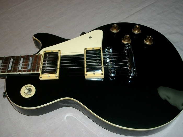 Jim Harley Les Paul Custom (81441)