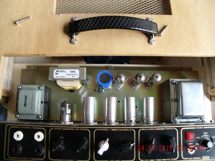 JMI Amplification JMI 15/4 PoteGui images