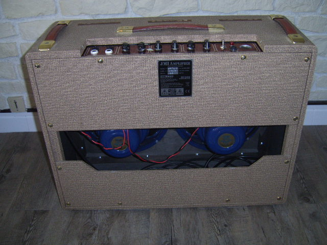 JMI Amplification JMI 15 TWIN (52843)