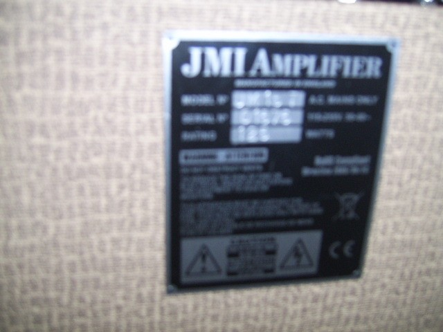 JMI Amplification JMI 15 TWIN (43597)