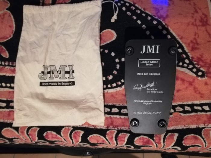 JMI Amplification MKI.5 Tone Bender (88657)