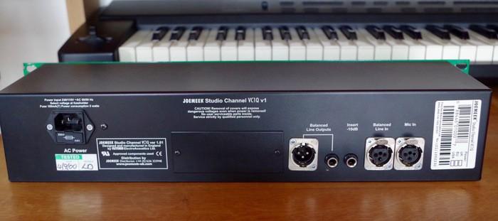 Joemeek VC1Q Studio Channel (42246)