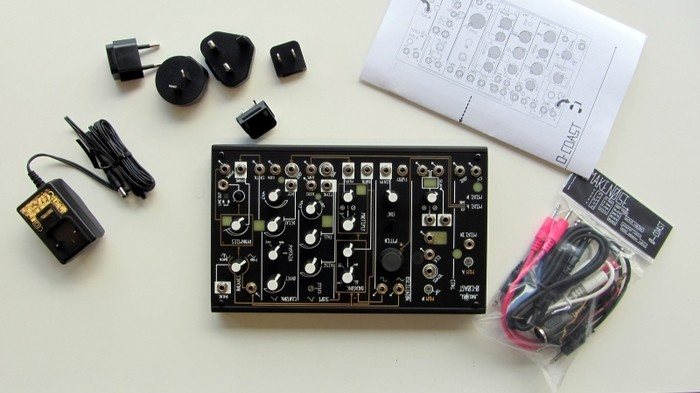 Make Noise 0-Coast Artus Dagobert images