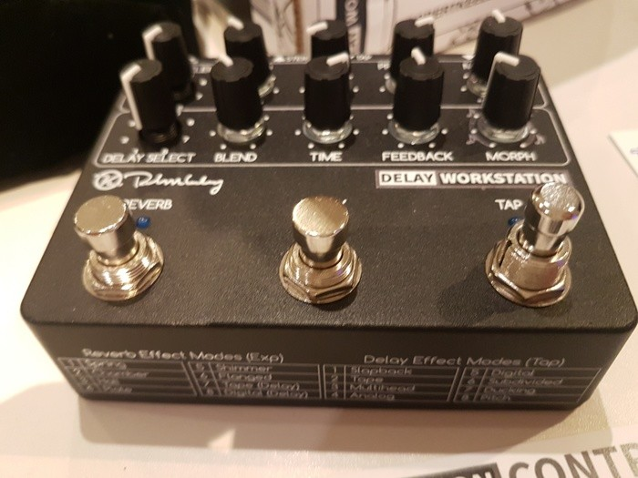 Keeley Electronics Delay Workstation (15546)