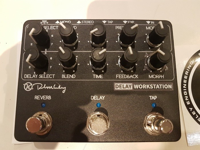 Keeley Electronics Delay Workstation (58609)
