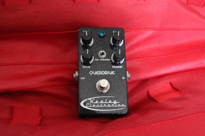Keeley Electronics Luna II Overdrive (60909)