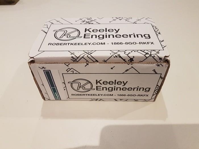 Keeley Electronics Super Mod Workstation (82127)