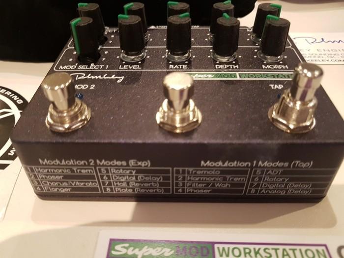 Keeley Electronics Super Mod Workstation (93461)