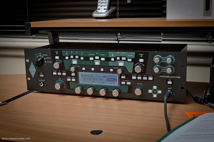 kemper profiler rack image 1603897 audiofanzine. Black Bedroom Furniture Sets. Home Design Ideas