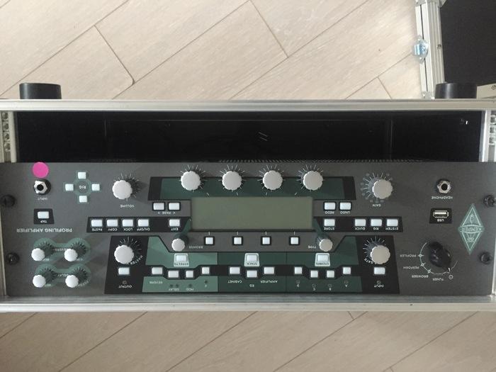 kemper profiler rack image 1882582 audiofanzine. Black Bedroom Furniture Sets. Home Design Ideas
