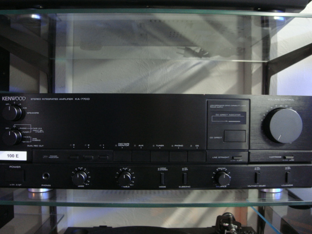Kenwood KA-770D Anonymous  images