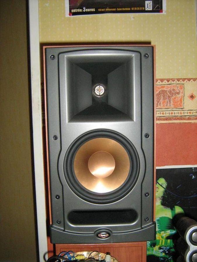 klipsch rb 61 image 18234 audiofanzine. Black Bedroom Furniture Sets. Home Design Ideas