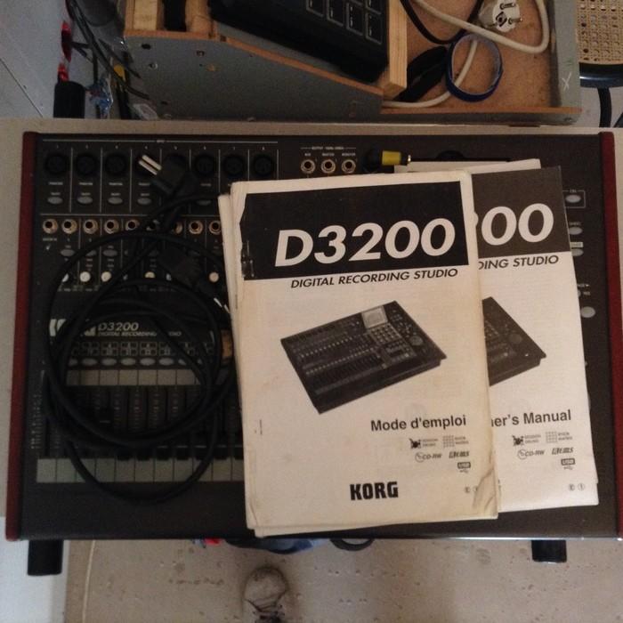 Korg D3200 (79904)