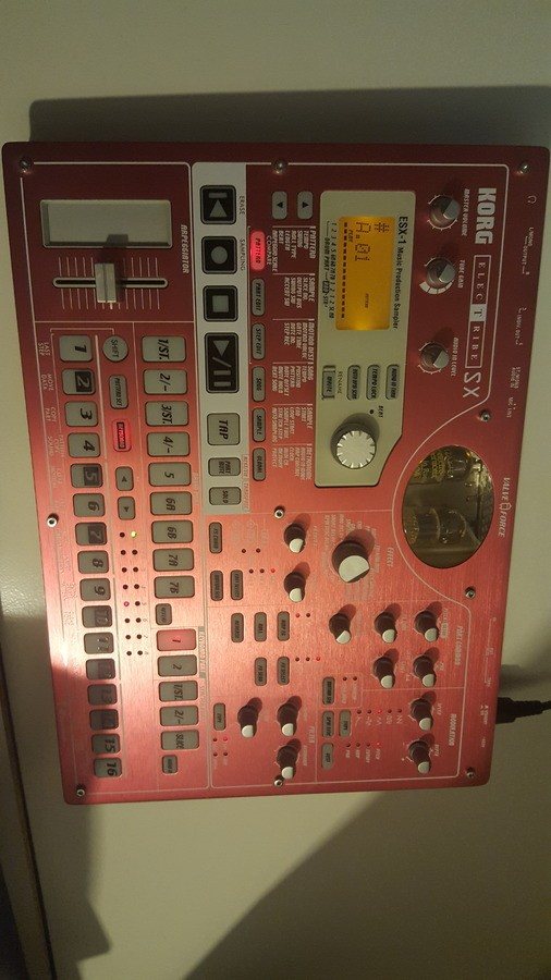 Korg ElecTribe EMX1 (89091)
