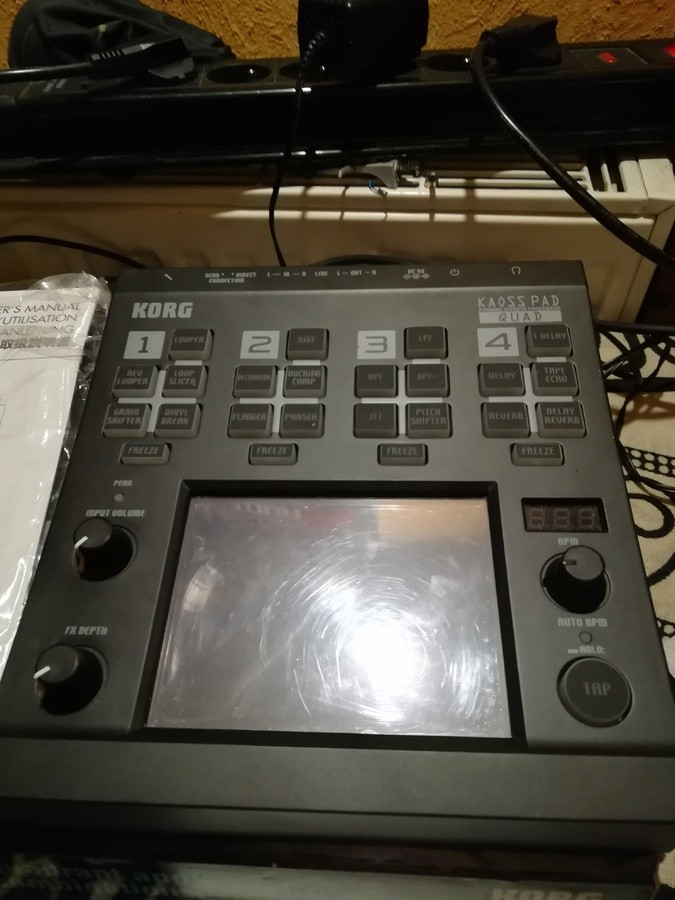 Korg Kaoss Pad Quad (52334)