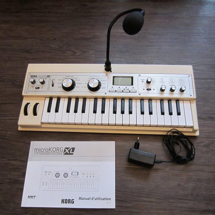 korg microkorg xl image   576987  audiofanzine microkorg xl owner's manual microkorg xl manuel francais