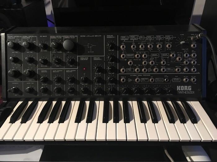 Korg Ms-20 (87460)
