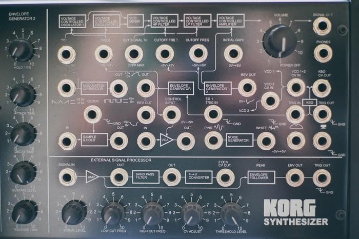 Korg Ms-20 (81376)
