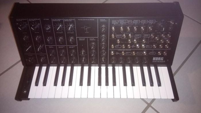 Korg MS-20 Mini (76503)