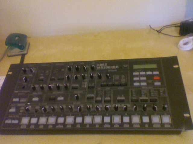 Photo Korg MS2000BR : Korg MS2000BR (45831) (#225248 ...