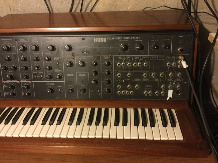 Korg Ps-3100 rodez images