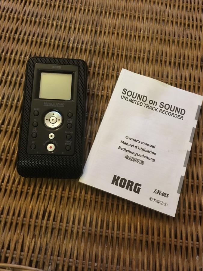 Korg Sound On Sound (93883)