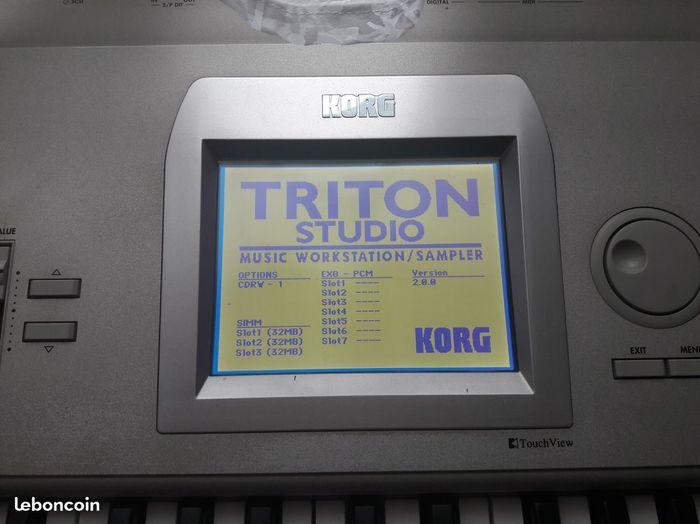 Korg Triton Studio 61