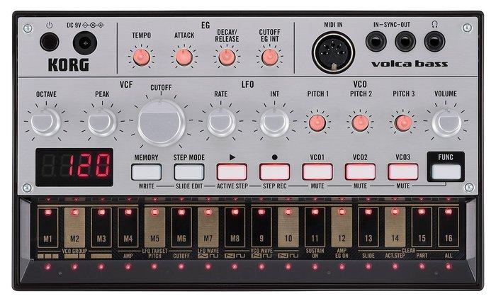 Korg Volca Bass (2665)