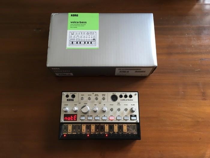 Korg Volca Bass (50084)