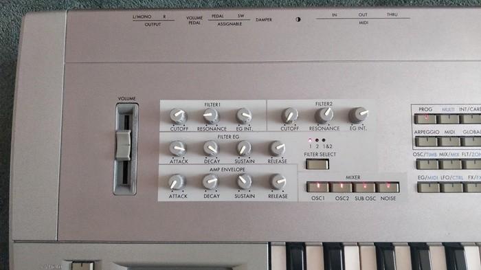 Korg Z1 (67502)