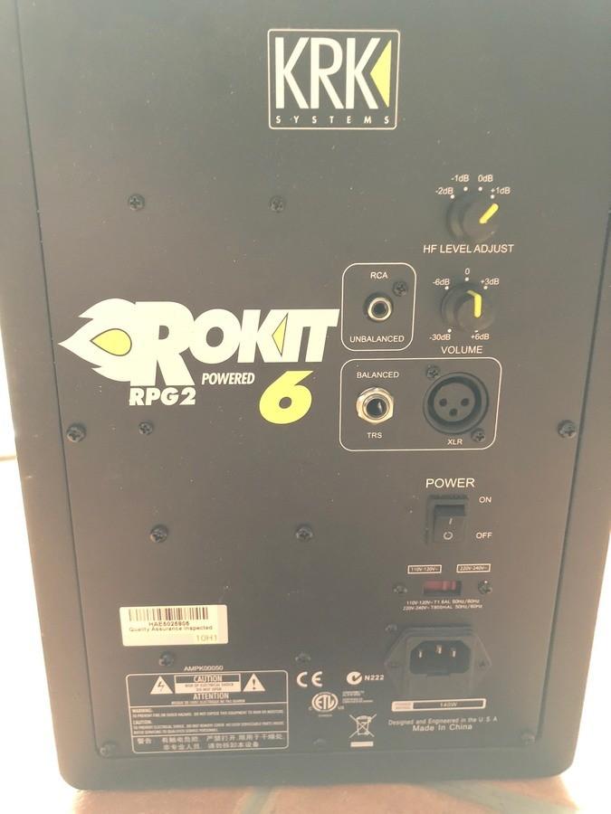 KRK Rokit 6 G2 (26741)