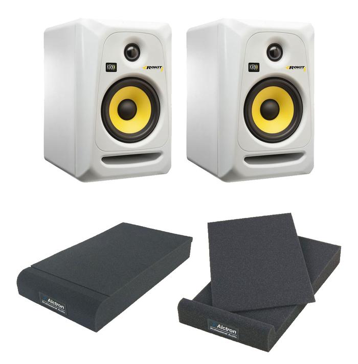 krk rokit 6 g3 image 1506319 audiofanzine. Black Bedroom Furniture Sets. Home Design Ideas