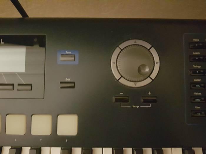 Kurzweil PC3LE8 (64805)