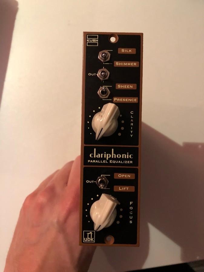 Kush Audio Clariphonic 500 (67119)