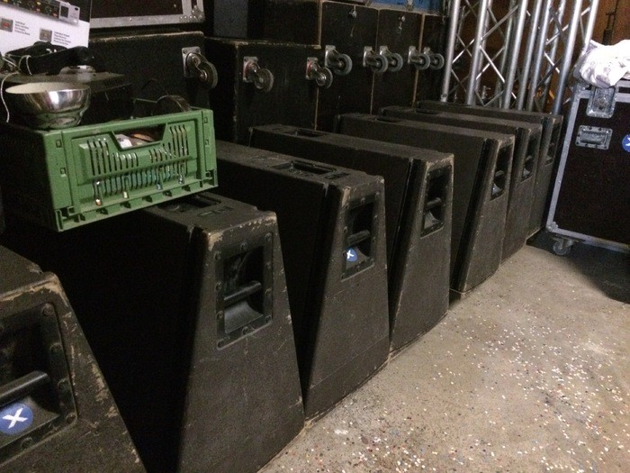 L-Acoustics ARCS et SB 218 (61585)