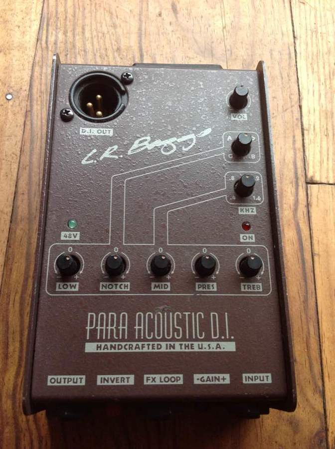 L.R. Baggs Para Acoustic D.I. (42567)