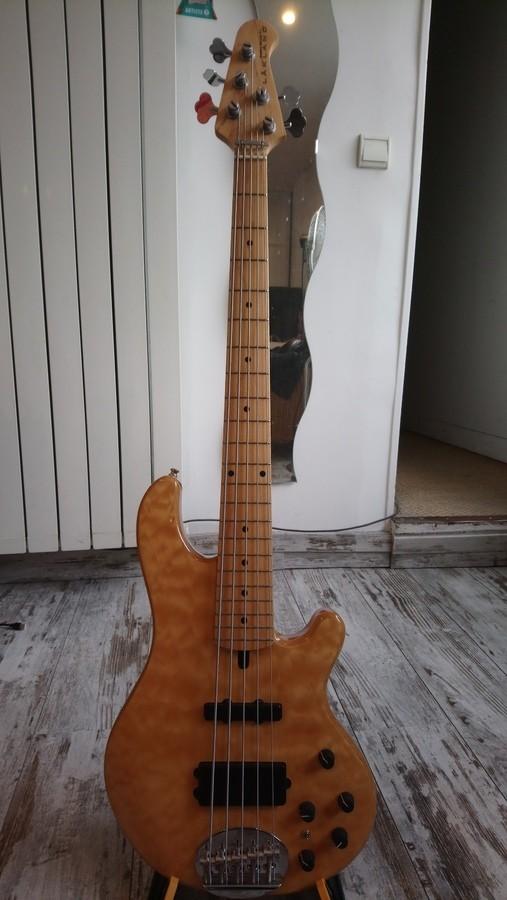Lakland 55-02 Deluxe (79396)