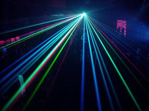 laser reseau