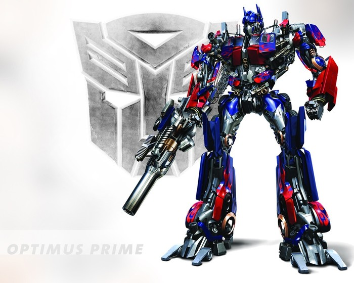 Transformers Optimus Prime theme 682