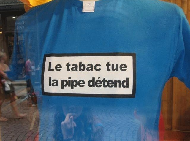 pipe tabac