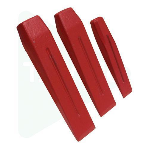 coin a bois acier forge trempe 523292