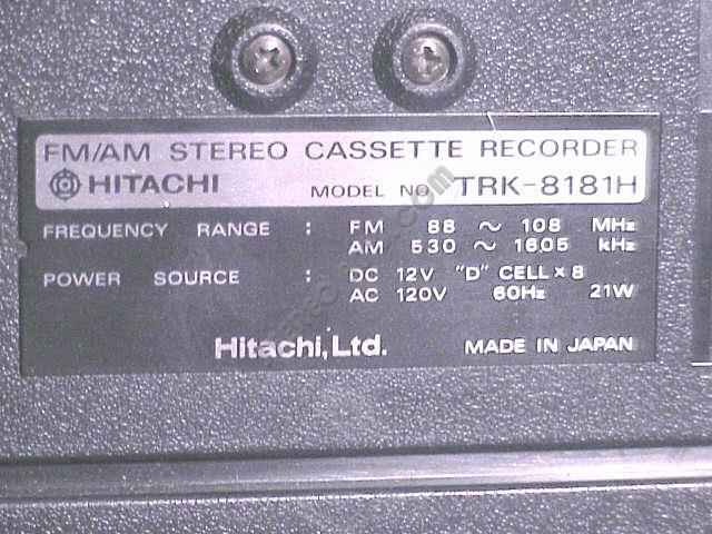 hitachi  perdisco  trk 8181h 2 big